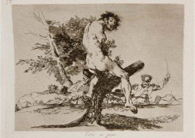 Goya - Los desastres de la guerra 333