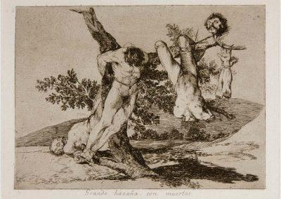 Goya - Los desastres de la guerra 335