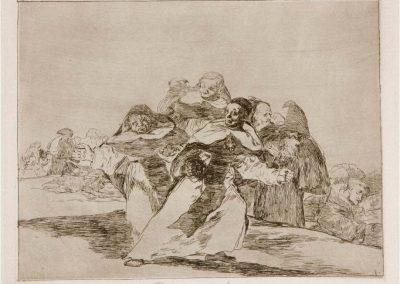 Goya - Los desastres de la guerra 338