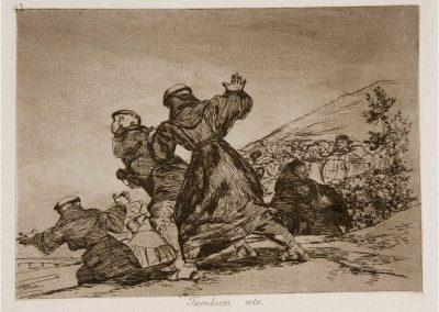 Goya - Los desastres de la guerra 339