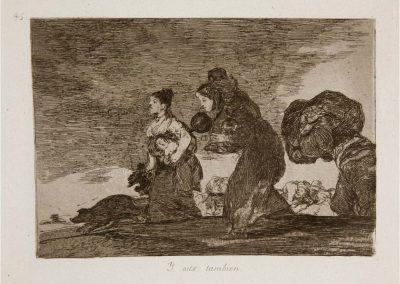 Goya - Los desastres de la guerra 341