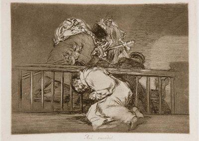 Goya - Los desastres de la guerra 343