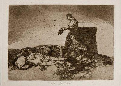 Goya - Los desastres de la guerra 344