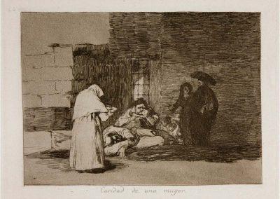 Goya - Los desastres de la guerra 345