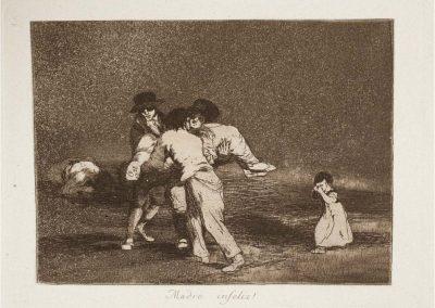 Goya - Los desastres de la guerra 346