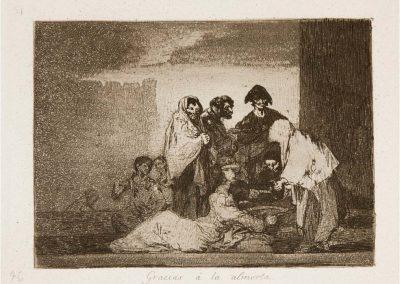 Goya - Los desastres de la guerra 347