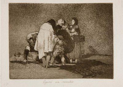 Goya - Los desastres de la guerra 349
