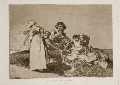 Goya - Los desastres de la guerra 351