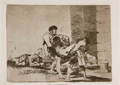 Goya - Los desastres de la guerra 352