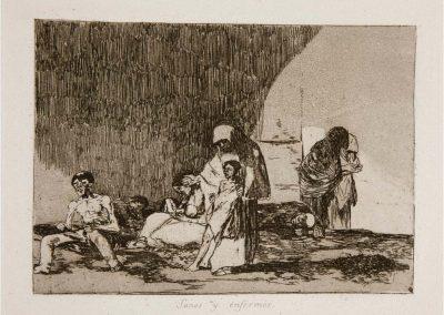 Goya - Los desastres de la guerra 353