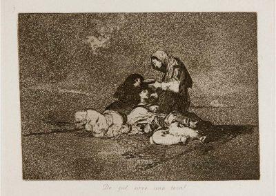 Goya - Los desastres de la guerra 355