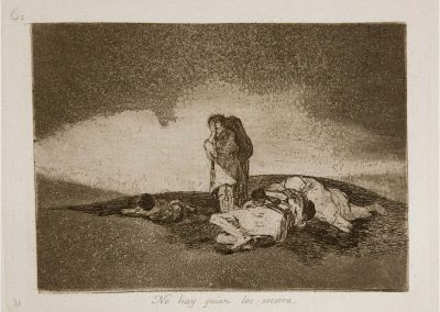 Goya - Los desastres de la guerra 356