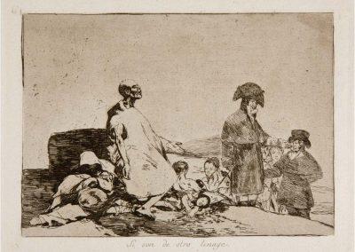 Goya - Los desastres de la guerra 357