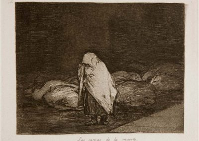 Goya - Los desastres de la guerra 358