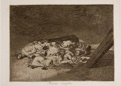 Goya - Los desastres de la guerra 359