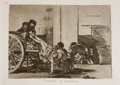 Goya - Los desastres de la guerra 360