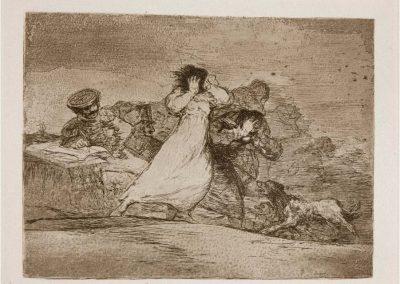 Goya - Los desastres de la guerra 361