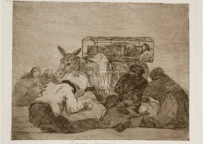 Goya - Los desastres de la guerra 362
