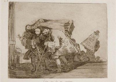 Goya - Los desastres de la guerra 363