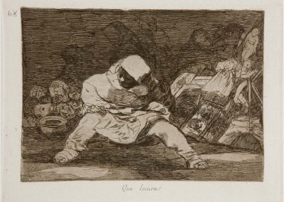 Goya - Los desastres de la guerra 364