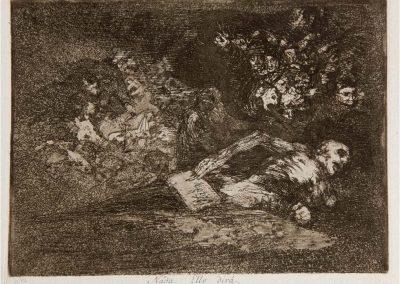 Goya - Los desastres de la guerra 365