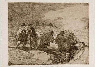 Goya - Los desastres de la guerra 366
