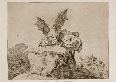 Goya - Los desastres de la guerra 367