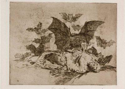 Goya - Los desastres de la guerra 368