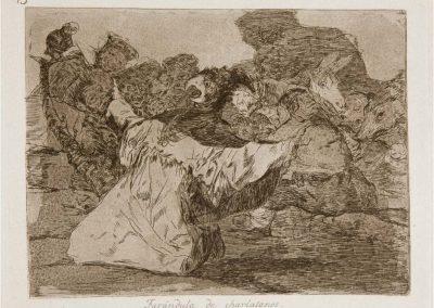 Goya - Los desastres de la guerra 371