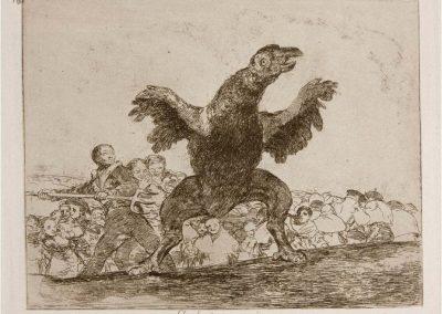 Goya - Los desastres de la guerra 372