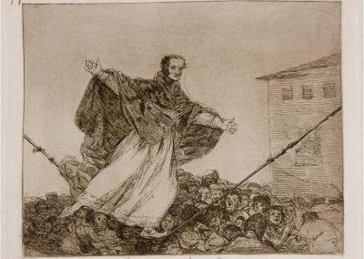 Goya - Los desastres de la guerra 373