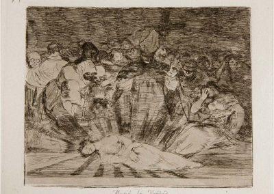 Goya - Los desastres de la guerra 375