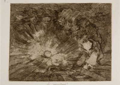 Goya - Los desastres de la guerra 376