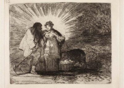 Goya - Los desastres de la guerra 378