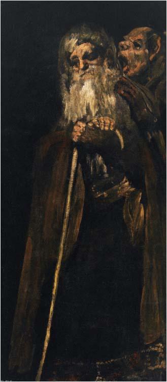 Goya - Pinturas negras168