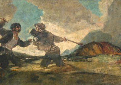 Goya - Pinturas negras169