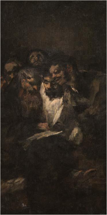Goya - Pinturas negras173