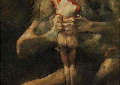 Goya - Pinturas negras177
