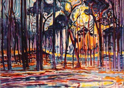 Piet Mondrian 009