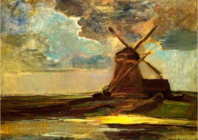 Piet Mondrian 014