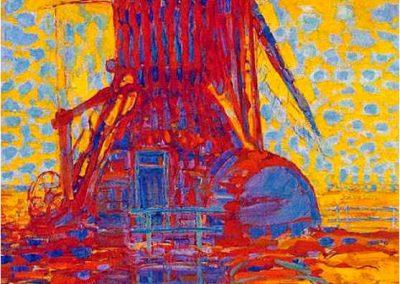 Piet Mondrian 021