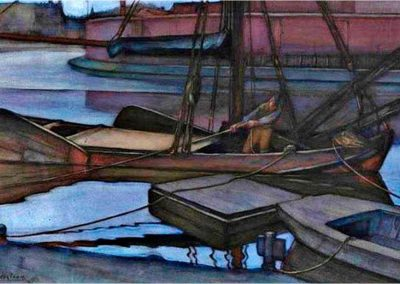 Piet Mondrian 024