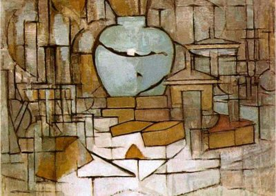Piet Mondrian 049
