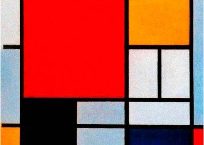 Piet Mondrian 053