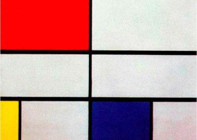 Piet Mondrian 054