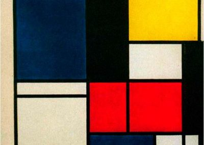 Piet Mondrian 055