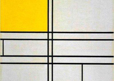 Piet Mondrian 059