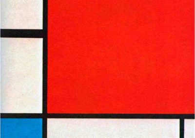 Piet Mondrian 060