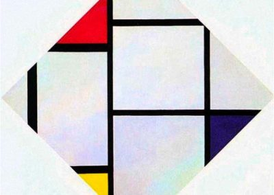 Piet Mondrian 064