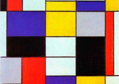 Piet Mondrian 067